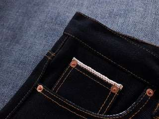 Denim dark indigo 25 oz