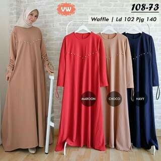 Gamis pearly