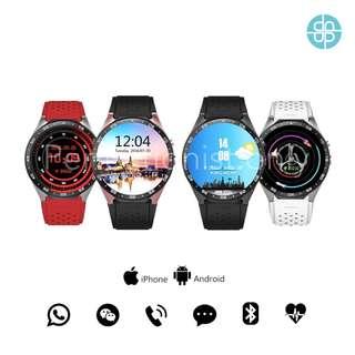 史上最強勁手錶 king wear kw88 智能手錶 smart watch