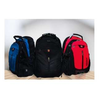 """Swissgear Backpack G20 Travel and Fit Most 13"""" to 15˝ Laptop"""