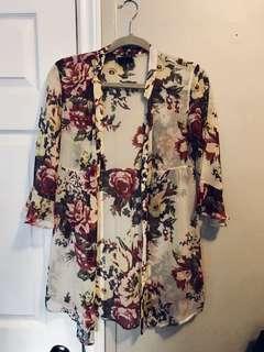 Vero moda blouse (S)
