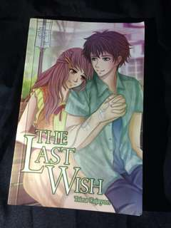Wattpad Books: The Last Wish