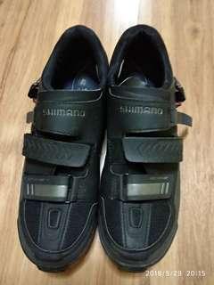 Shimano MTB M163 SPD shoes(size 42)