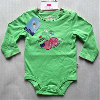 (BNWT) First Movements Baby Romper