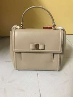Salvatore Ferragamo carrie shoulder bag 手袋