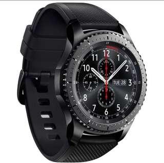 Preorder Samsung Gear S3 Frontier