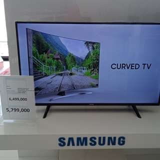 Samsung LED tv 43 inch bs dicicil