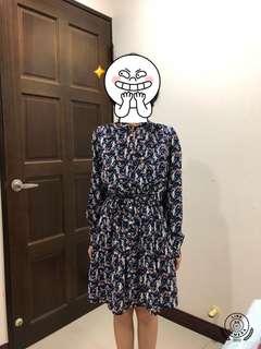 🚚 綁帶洋裝