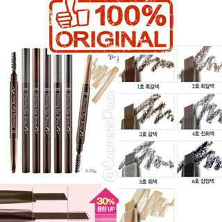 Etude House Drawing Eye Brow (longer) 36mm