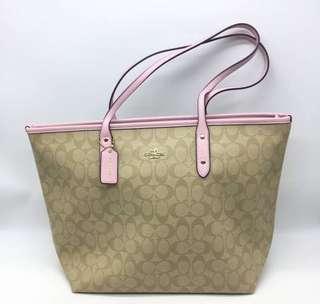 Premium Coach Tote Bag Ready stock