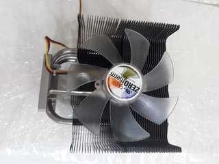 Cooling fan & heat sink