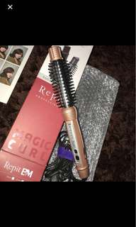 Repit Professional Brush Iron 2 in 1