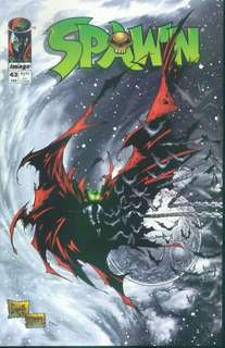 Spawn : Issue 43
