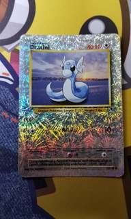 Dratini Legendary Collection 72/110 Reverse Holo Pokemon Card