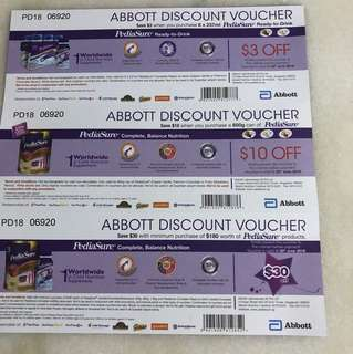 Abbott Discount Voucher