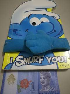 I Smurf You Book The Smurfs By Peyo