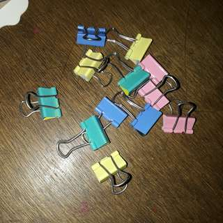 12 Pieces Paper Clips