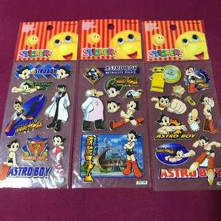 Astroboy stickers