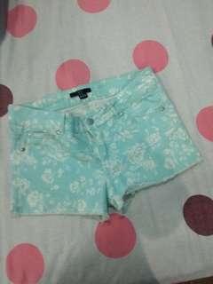 F21 Short pants