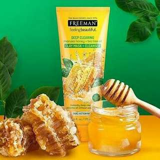 (PROMO) Freeman Manuka Honey 175ml