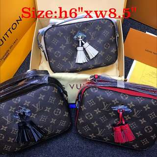 Louis Vuitton ✔️Available With cards, dustbag, box, paperbag and receipt high endQuality  Price:2999 +SHIPPING 🚚
