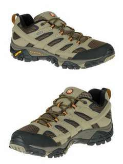 🚚 Runwaytw嚴選【美國MERRELL】男 戶外多功能 登山鞋 MOAB 2 GORE-TEX® 棕色 ML06035