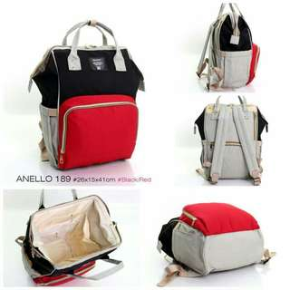 Tas AN*L*O Backpack Baby Store B189  (15)* Uk. 26x15x41cm