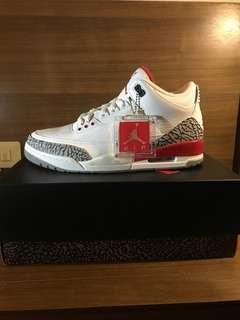 """🚚 Air Jordan 3 """"KATRINA"""" US11"""