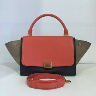 Authentic Celine Mini Trapeze