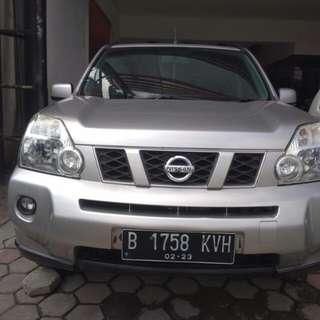 Nissan Xtrail CVT AT 2009