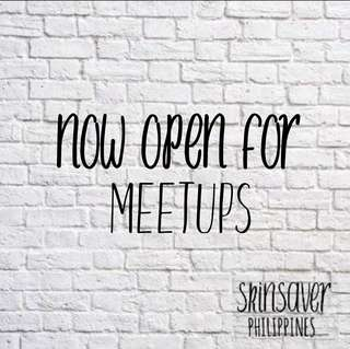 OPEN FOR MEETUPS 💖💖