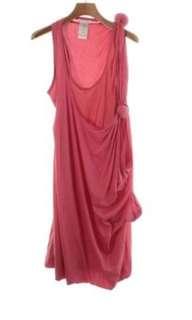 Chloe Vermillon dress