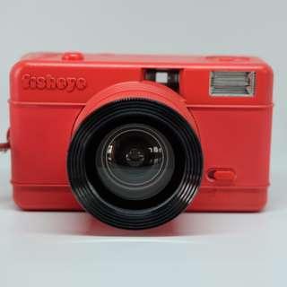 Fisheye One 35mm Camera