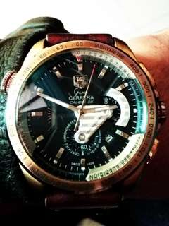 Tag heuer carera calibre 26