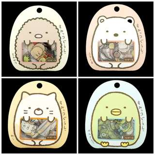 Sumikko Gurashi Clear Stickers