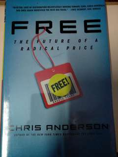Chris Anderson- Free: The Future of Radical Price