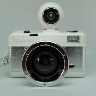 Fisheye 2 35mm Film Camera