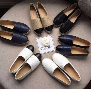 Channel espadrilles