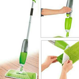 WATER HOME SPRAY MOP