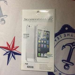 iphone5c 5s手機膜