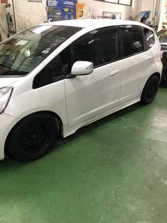 Honda Fit GE6 GE8 Looking to trade HKS for JS Exhaust