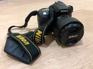 Nikon D90 and AF-S Nikkor 24-85mm F/35-4.5G