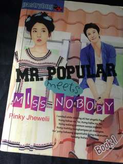 Wattpad Books: Mr. Popular meets Miss Nobody