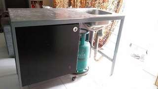 Ikea Udden Kitchen cabinet with sink