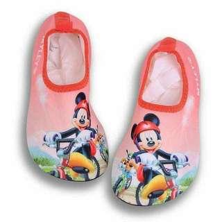 Kids aqua shoes