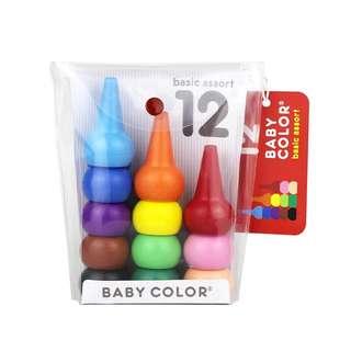 🇯🇵日本AOZORA 6色 / 12色 baby color