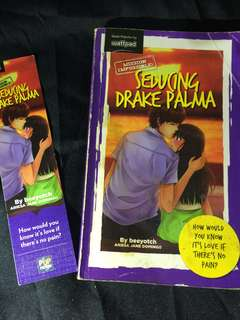 Wattpad Books: Seducing Drake Palma