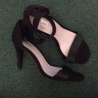 Next black heels | Size 10 (new)