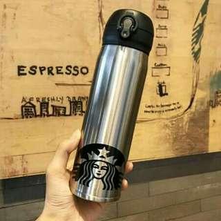 Starbucks tumbler: 01