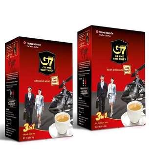 Vietnamese Instant Coffee 3 in 1